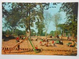 CP 76 LE HAVRE  - La Forêt De Montgeon  - Les Jeux  Pour Les Enfants , Parc   1975 - Le Havre