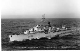 CPSM ESCORTEUR D ESCADRE KERSAINT - Warships