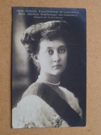 MARIE-ADELAIDE Grande-Duchesse De Luxembourg ( ) Anno 1912 ( Zie Foto Details ) !! - Familia Real