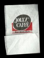 Tovagliolino Da Caffè - Jolly Caffè - Reclameservetten