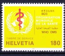 SUISSE SERVICE 1995 YT N° S 471 ** - Officials