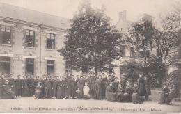 Orléans - Ecole Normale De Jeunes Filles ( Cour Intérieure ) - Orleans