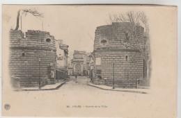 CPA PIONNIERE ARLES (Bouches Du Rhone) - Entrée De La Ville - Arles
