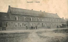 FESTUBERT.Hopital - France
