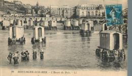 BOULOGNE SUR MER.l'heure Du Bain - Boulogne Sur Mer