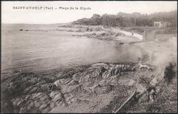 83 . SAINT AYGULF . Plage De La Cigale - Saint-Aygulf