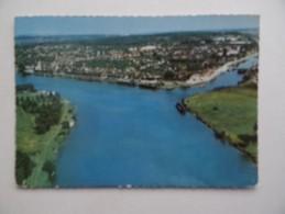 77 CHAMPAGNE-Sur-SEINE Ecluse Péniche Bateau Batellerie Marinier Canaux Canal Bief - Champagne Sur Seine