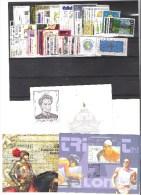 Volledige Jaargang 2000 Postfris Zonder Scharnier **  Lager Dan Postprijs - Años Completos