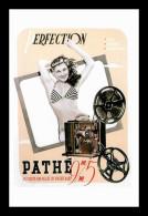 Thème Publicité * édition Josan Série De 60 Exemplaires *  (scan Recto Et Verso )  Pathé Société Francaise Du Pathé Baby - Reclame