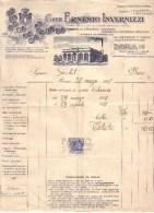 ITALIE - ROMA , ROME - MEDICAL - CHIRURGIE , ORTHOPEDIE , LABORATOIRE , BACTERIOLOGIE - ERNESTO INVERNIZZI - 1928 - Italie