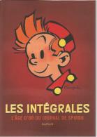 Depliant Promo Les Intégrales Spirou - Ill. Franquin - Ed. Dupuis - Spirou Et Fantasio