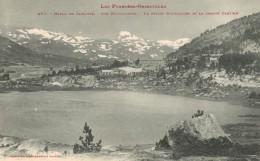 CARLITTE.Les Bouillouses, La Petite Bouillouse Et La Grande Cantine - Frankreich