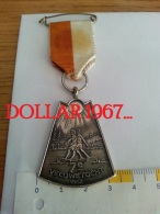 .medal - Medaille - 7 E Veluwtocht 1962 - Unclassified