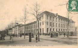 LYON.Le Lycée Du Parc - Lyon