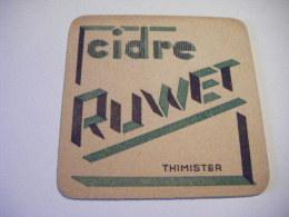 SOUS BOCKS  CIDER   - 88 - Bierdeckel