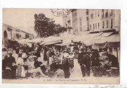 06 - NICE . LE MARCHÉ AUX LÉGUMES - Réf. N°16147 - - Markets, Festivals