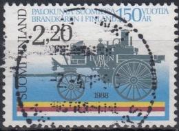 Finlandia 1988 Nº 1021 Usado - Gebraucht