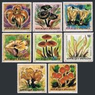 Rwanda**MUSHROOMS-FUNGI-8v-1980-Cat 30€/35$ -CHAMPIGNONS-PADDESTOELEN-PFEFFERLINGE-funghi-MNH-Congo - Rwanda