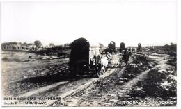 URUGUAY - REMINISCENCIAS CAMPERAS - Série B N° 4 - CARTE PHOTO - Uruguay