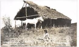 URUGUAY - REMINISCENCIAS CAMPERAS - Série C N° 9 - CARTE PHOTO - Uruguay