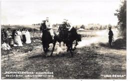 URUGUAY - REMINISCENCIAS CAMPERAS - Série B N° 2 - CARTE PHOTO - Uruguay