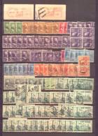 Lot Dubletten USA Gestempelt (12015) - Timbres
