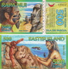 ISLA DE PASCUA -RAPANUI-EASTER ISLAND  (CHILE)  500 RONGO 1-Agosto-2.012 SC/UNC/PLANCHA  T-DL-10.483 - Altri – America