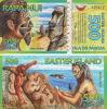 ISLA DE PASCUA -RAPANUI-EASTER ISLAND  (CHILE)  500 RONGO 1-Agosto-2.012 SC/UNC/PLANCHA  T-DL-10.483 - Billetes
