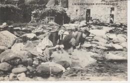 56 - LE FAOUET - Lessiveuses De Faouët Au Cabos De L'Ellé - Le Faouet