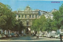 P1267 -  POSTAL - CUENCA - PLAZA MAYOR Y AYUNTAMIENTO - Cuenca