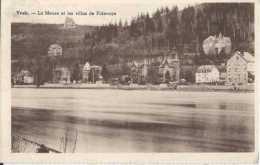 Yvoir - La Meuse Et Les Villas De Fidevoye - Circulé - TBE - Yvoir