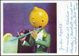 5099 - Alte Ansichtskarte - Obstskulptur - ROX Karte 158/30 - Gel 1969 - Andere