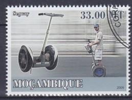 2009 MOZAMBIQUE  Segway Moto Scooter Cyclomoteur Motorcycle Bike  Motorrad Moped Motorroller Motos Ciclomotor [DT97] - Transport