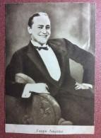 RARE! Vintage Russian Photo Postcard 1927 HARRY LIEDTKE German Film And Theater Actor USSR Edit. Cinema Print - Acteurs