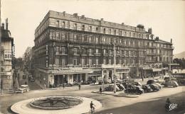 Cpsm Pf  -   VALENCE -  Place De La République Et Avenue Victor Hugo 192 - Valence
