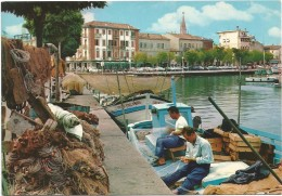 R1026 Grado (Gorizia) - Il Porto - Barche Boats Bateaux / Non Viaggiata - Other Cities