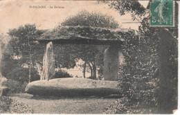 44NAZ01A CPA 44 - SAINT NAZAIRE  LE DOLMEN - Saint Nazaire