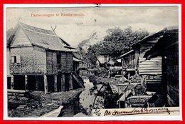 ASIE - INDONESIE -- Paalwoningen - Indonésie
