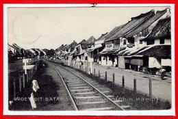ASIE - INDONESIE -- Batavia - Indonésie