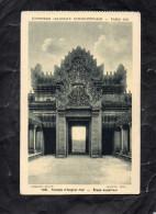 Exposition Coloniale Internationale - Paris 1931 - Temple D'Angkor - Vat - Etage Supérieur - Expositions