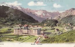 Suisse - Maloja - Kursaal - 1906 - Cachet Hotel Maloja Kulm - GR Grisons