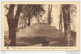 TORGNY ..-- ROUVROY ..-- L ´ ESCARGOT . Vers BRUXELLES ( Melle Mariette CAPON ) . Voir Verso . - Rouvroy