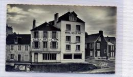 CP DEPT 56  PORT LOUIS   QUAI DE LA POINTE  HOTEL BELLE VUE - Port Louis