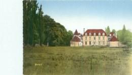 Saint Aubin Chateauneuf. Chateau De Fourolles.  AW 212 - France
