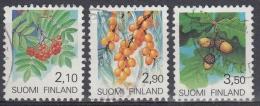 Finlandia 1991 Nº 1100/02 Usado - Usados