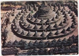 Borobudur, The Biggest Buddhist Temple In Central Java - Indonesia - Indonesien