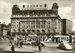 ALLEMAGNE - ESSEN -- Bahnhofsvorplatz Mit Handelshof --  (2) - Essen