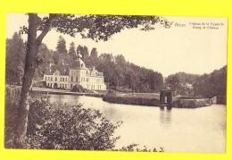 * Arlon - Aarlen (Luxembourg - La Wallonie) * (Nels, Série 31, Nr 42) Chateau De La Trapperie, étang, Kasteel, Castle - Arlon