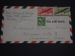 HAWAI – Env Pour Les USA – 1946/47 – Détaillons Collection - A Voir – Lot N° 17204 - Hawaï