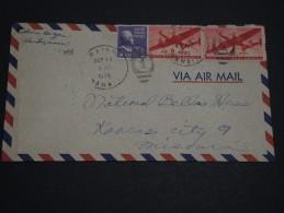 HAWAI – Env Pour Les USA – 1946/47 – Détaillons Collection - A Voir – Lot N° 17206 - Hawaii